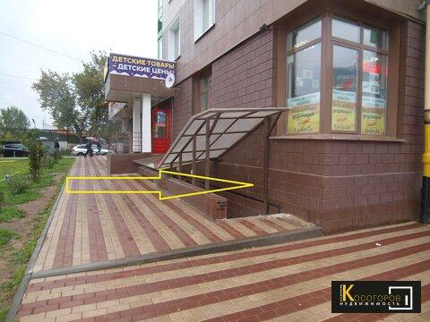 Продажа цоколя в ЖК Красково с отдельным входом под магазин