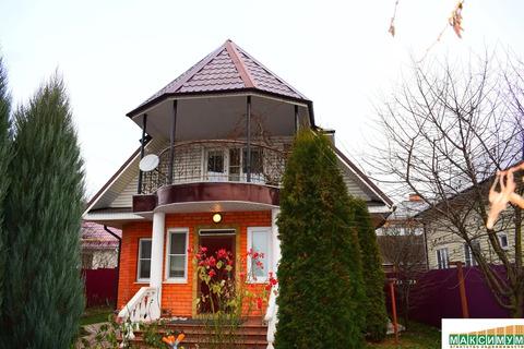 Продается дом 150 кв.м. + 13.2 сотки мкр. Белые Столбы ПМЖ/газ/кирпич