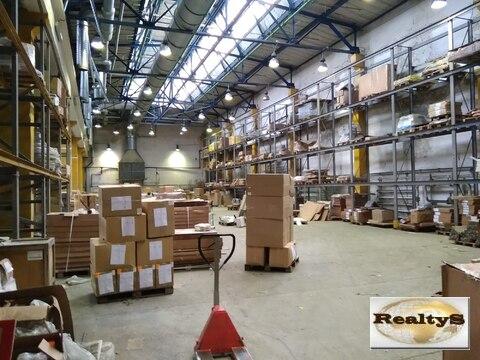Аренда склада площадью 3000м2