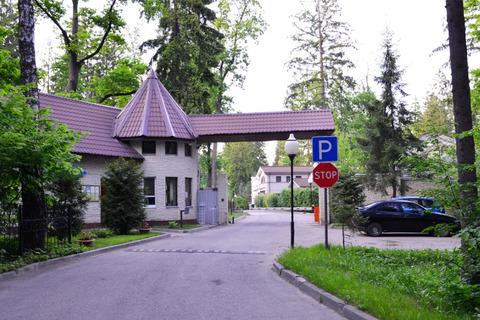 Рублево-Успенское ш. 24км. Охраняемый кп «Полесье» участок 16 соток