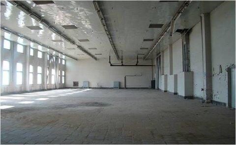 Сдаётся в аренду складское помещение 725,8 кв.м.