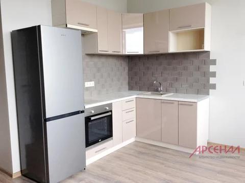 1 квартира-студия с мебелью и техникой в ЖК Символ, м. Авиамоторная