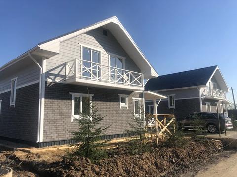 Новый дом по цене двухкомнатной квартиры!