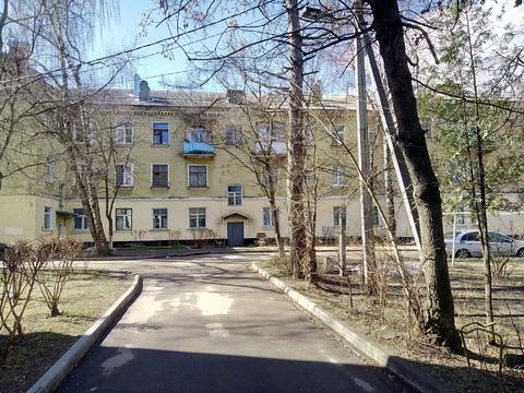 Квартира в сталинском доме в городе Апрелевка