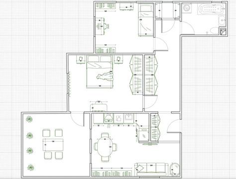 Двухкомнатная квартира в 9 квартале ЖК Мечта