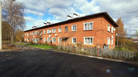 Двухкомнатная квартира в городе Волоколамске Московской области