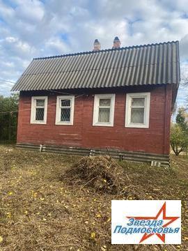Деревянный дом на 18 сотках ЛПХ д.Вороново Дмитровский р-н