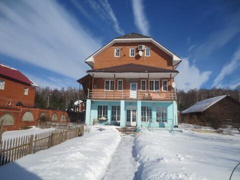 Продам 4х уровневый кирпичный дом 406 м2 на участке 15сот в д. Судимля