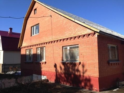 Дачный дом на 6 сотках в СНТ вблизи п. Тучково, Рузский городской