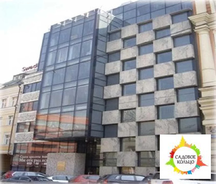Блок 123,7 кв.м. - 9-й этаж Бизнес Центра класса А.