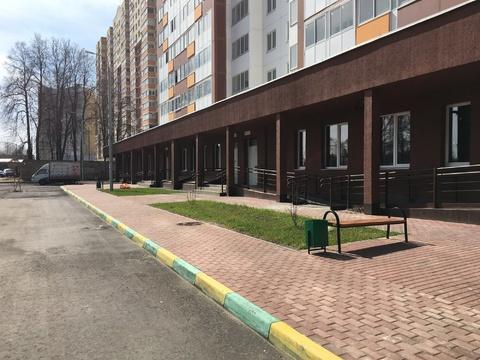 Нежилые помещения на первом этаже с отдельным входом ЖК Квартал Лукино