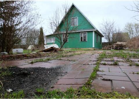 Двухуровневый дом 90 кв.м с мансардой в Шебанцево