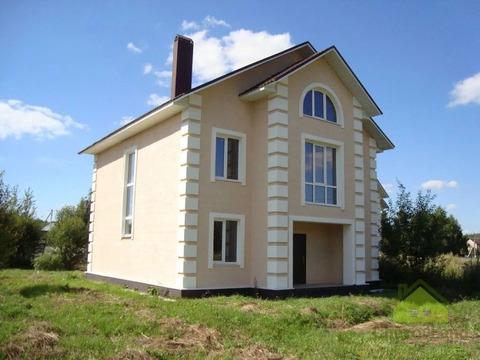 Дом 220 кв.м. в деревне Леониха