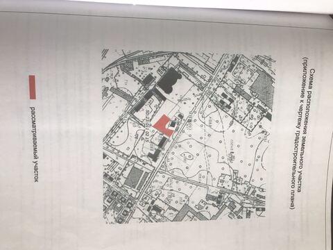 Продается инвест.проект строительства торгового комплекса в Раменском