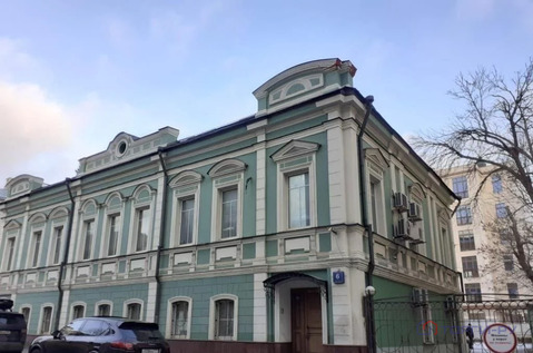Продажа офиса, Лопухинский пер.
