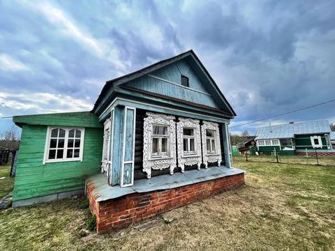 Дом в деревне Соболево