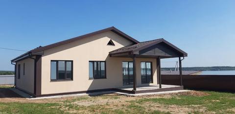 Дом на берегу Озернинского водохранилища