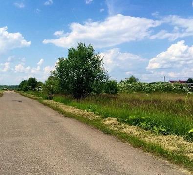 Срочно продается 10 сот. земли в д.Макеиха Рузский р