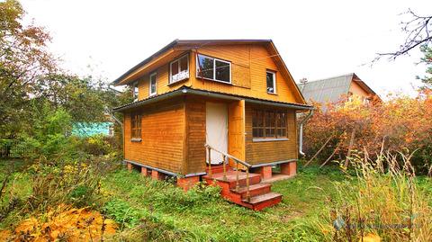 Дачный дом на Ново-рижском направлении в 120 км. от МКАД Волоколамск