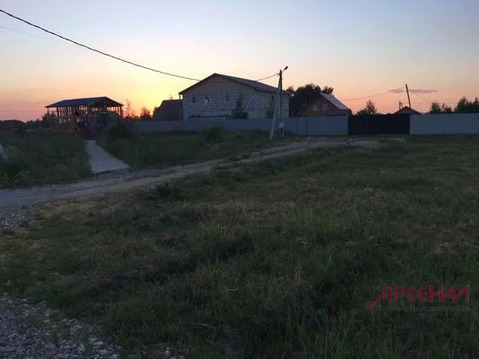 Продаётся отличный земельный участок в деревне Холуденево в Раменск.