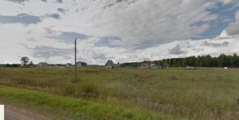 Продается участок в д. Князчино Талдомского района