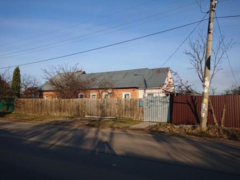 Продам жилой дом с коммуникациями в Ступино, Осипенко 9.