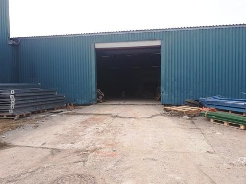 Сдам склад на въезде в Солнечногорск