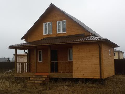"""Дом в коттеджном поселке """"Три жеребенка"""" Белоозерский"""