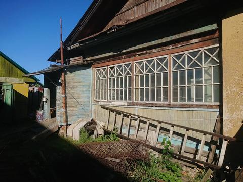 Продам часть дома с з/у в Ступино, Колхозная 35.