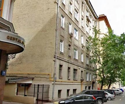 Продаётся 4-х комнатная квартира в р-не Тверской.