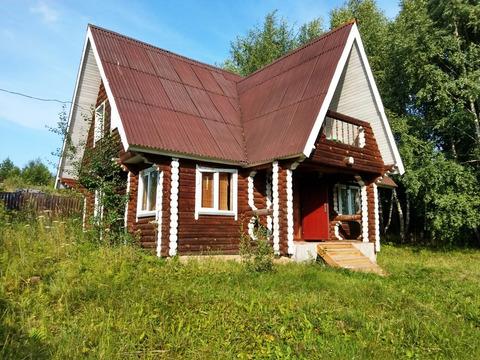 Дом 150 кв.м. на участке 8 сот в СНТ «Горки-Р» в районе с.Ильинское.