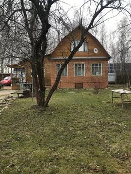 Продается дом в СНТ Мостовик, г. Яхрома