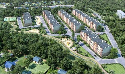 1-комнатная квартира Московская область Пушкинский район .