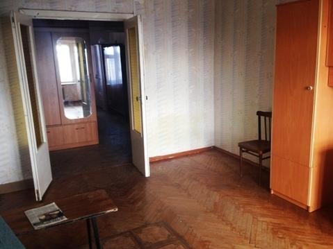 Трёхкомнатная квартира в Рузе