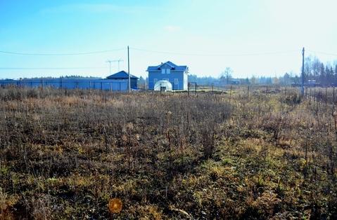 Продаю участок 10 соток вблизи д.Брехово в 18 км от Москвы