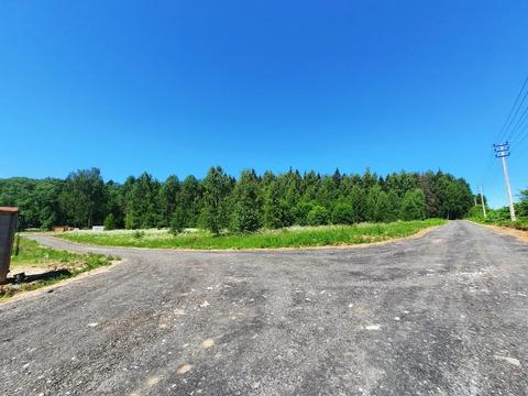 Земельные участки от 6 соток в Дачном поселке в районе д.Голявино,