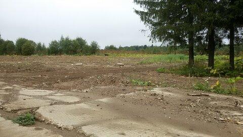 Пром. участок 1,5 Га в 30 км по Киевскому шоссе на бетонке