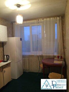 1-комнатная квартира в пешей доступности до метро Котельники