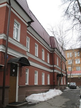 Москва, Новая Басманная, дом 18, стр 4, офис 36 кв.м