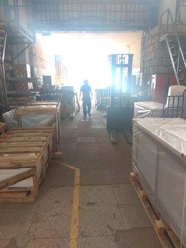 Производственно - складское помещение 1000 м кв.