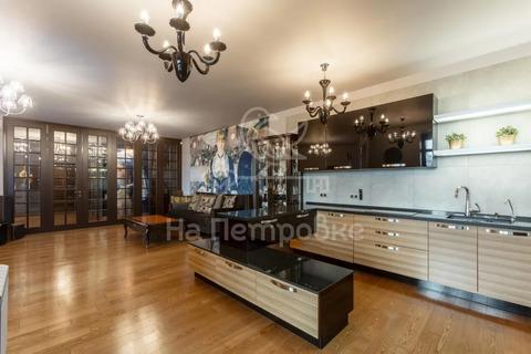 Купить 4-х комнатную квартиру на Ленинградском проспекте