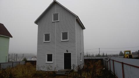 Купить дом из бруса в Сергиево-Посадском районе д. Шапилово