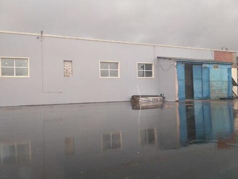 Производственно-складское помещение 949 кв.м, кран балка