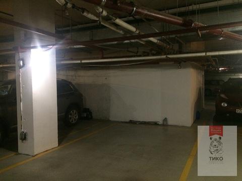 Охраняемое место в паркинге