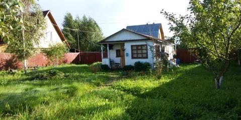 Продается дачный дом и земельный участок в Пушкинском р-не, Введенское