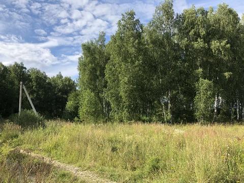Лесной Участок 1 га, ЛПХ, д. Дулово, г. Чехов