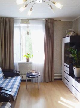 Изолированная комната в двухкомнатной квартире