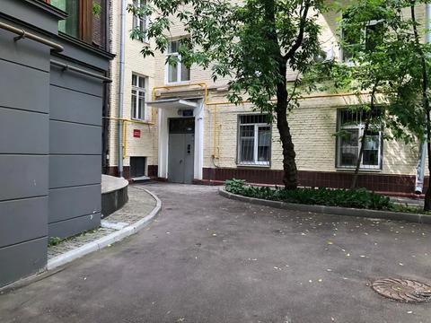 Продажа квартиры, м. Кропоткинская, Большой Лёвшинский переулок