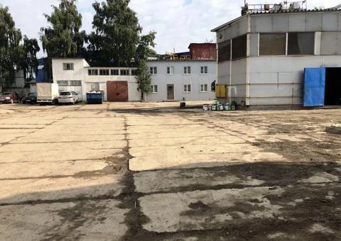 База 3887 м2 по производству металлоконструкций в Балашихе (продажа)
