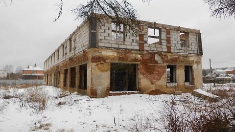 Продаётся здание с земельным участком 50 соток в Московской области